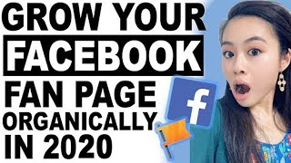HOW TO GAIN ORGANIC REACH ON FACEBOOK | GROW FROM 0 TO 100K LIKES FAST!