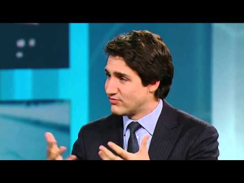 Justin Trudeau on George Stroumboulopoulos Tonight: INTERVIEW