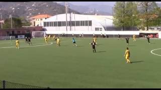 Lavagnese-Vald.Montecatini 3-2 Serie D Girone E