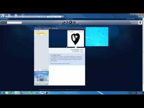 How to Use Pandora Internet Radio