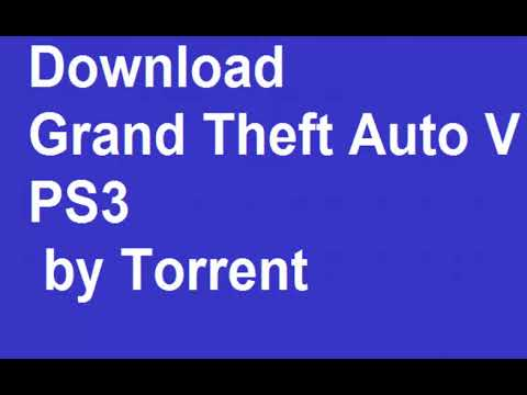 download torrent on ps3