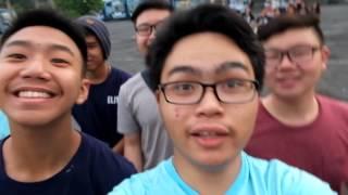 team budreg vlog bali with sma sedes sapientiae