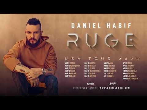 Daniel Habif / USA TOUR 2022: ¡RUGE o ESPERA SER DEVORADO!