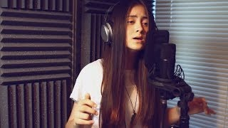 Not About Angels - The Fault In Our Stars soundtrack - Birdy (Cover by Jasmine Thompson)