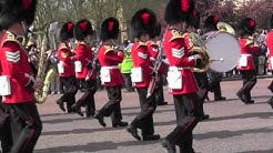 Changing the Guard April 16, 2015(extended):  Coldstream and Grenadier Guards Bands