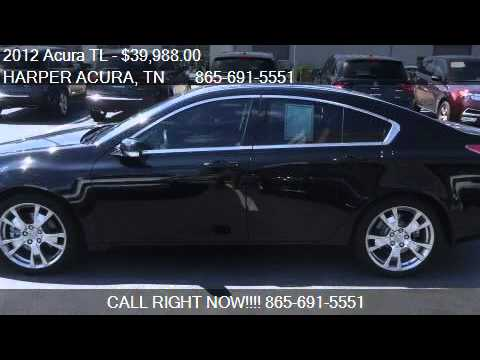 2012 acura tl sh awd w advance for sale in knoxville tn 3 youtube. Black Bedroom Furniture Sets. Home Design Ideas