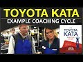 Example Coaching Cycle - with Feedback