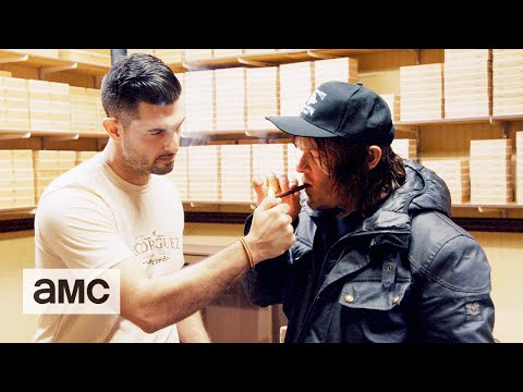 Ride with Norman Reedus: 'Making Cuban Cigars' Talked About Scene Ep. 106