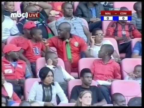 MALAWI VS COMOROS 1ST HALF
