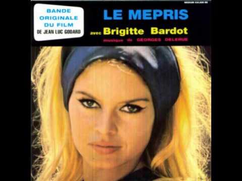 Georges Delerue - Le Mépris (Bande Originale du Film de Jean Luc Godard) [album completo]
