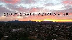 Scottsdale Arizona Drone 4K