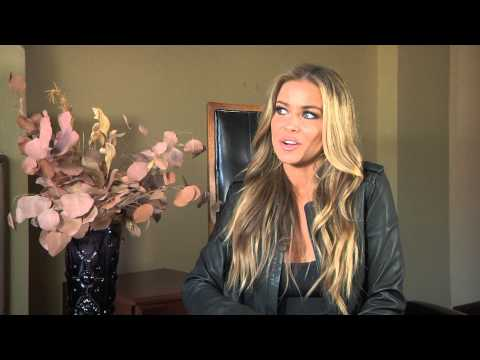 CARMEN ELECTRA talks about INDIEGOGO OY VEY CAMPAIGN
