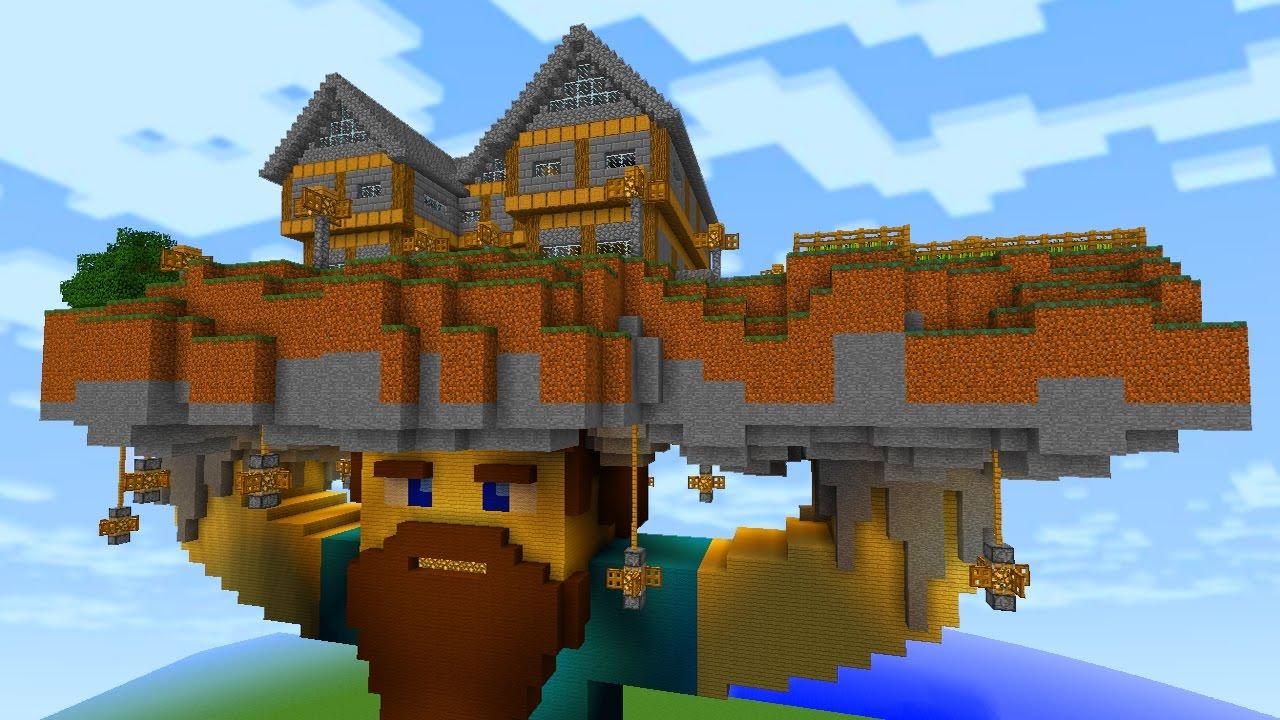 Casa Automatica Mais Estranha Do Minecraft Youtube
