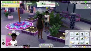 SIM 4 LIVE STREAM/LETS PLAY SIMS 4/ RAG'S TO RICHES STONERS EDITION