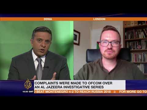 "Asa Winstanley on Al Jazeera Ofcom decision about ""The Lobby"""