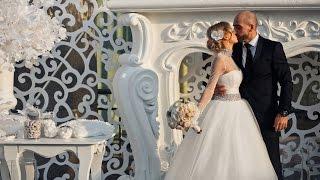 Свадьба Анны Хилькевич и Артура Волкова.