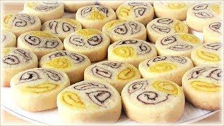 Эксклюзив! Рецепт песочного печенья УЗОРЫ