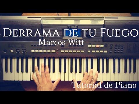 Derrama De Tu Gloria / Tutorial Piano