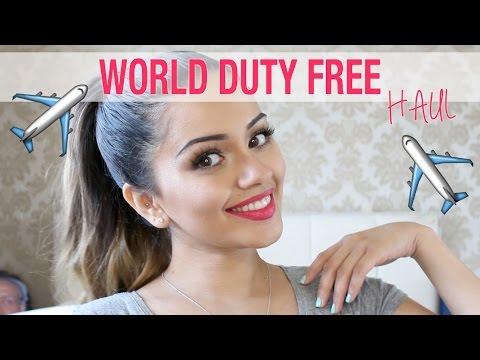 Haul | World Duty Free Haul | Kaushal Beauty