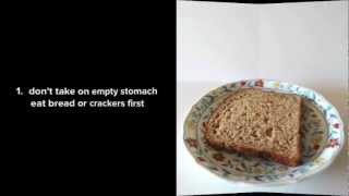 Natural Remedy - It works! - Video Sore Throat, Colds, Flu, Sinus Infection Video