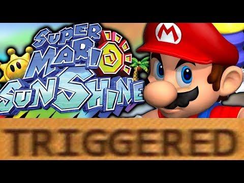 How Super Mario Sunshine TRIGGERS You!