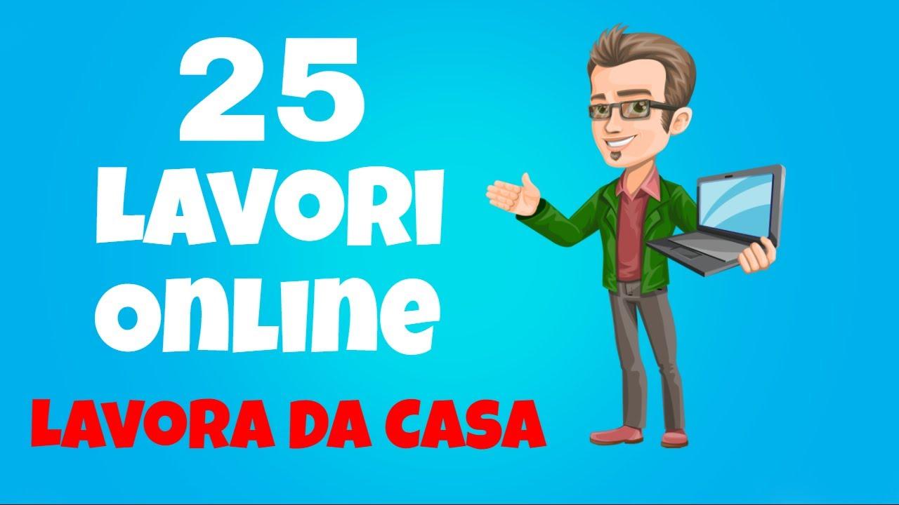 lavori online per guadagnare