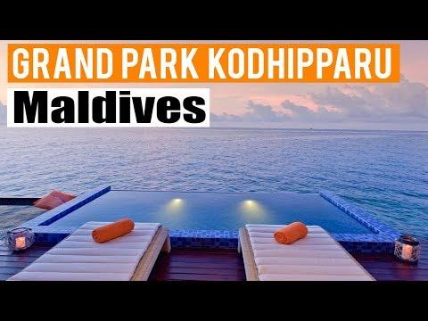Explore Grand Park Kodhipparu Maldives