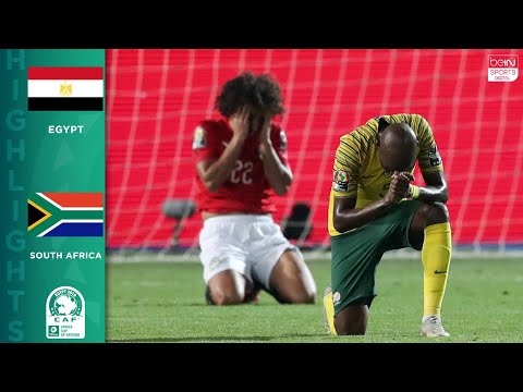 HIGHLIGHTS: Egypt vs. South Africa