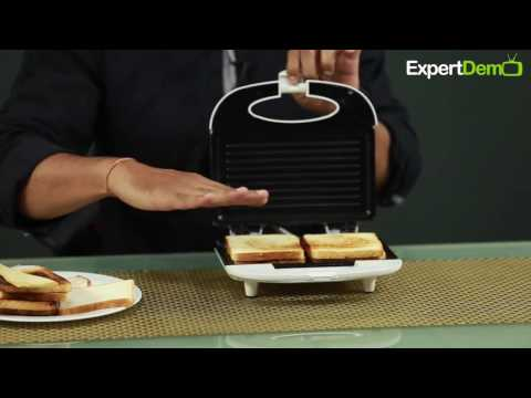 Grill Sandwich Maker for daily breakfast needs