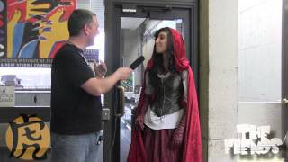 The Fiends Episode 232: Tora-Con 2013 Red Riding Hood