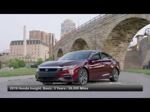 2019 Honda Insight - Lou Sobh Honda Cummins GA