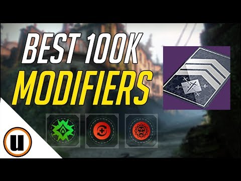 Repeat How to get 100k Score In Nightfalls | Challenge Card