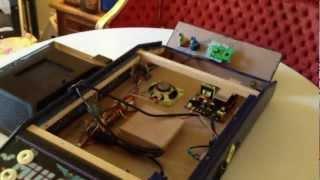 Mini Arcade Cocktail Cabinet Part 1 - The Build!