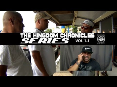 The Kingdom Chronicles series Vol 1-1