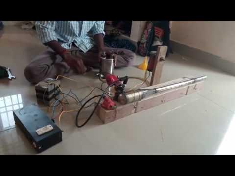 pulse jet engine mini project