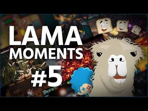 LAMA Moments #5   Sucha strona afro-gamingu!