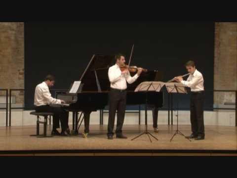 Joseph Haydn: Trio In G Major, 3rd Movement