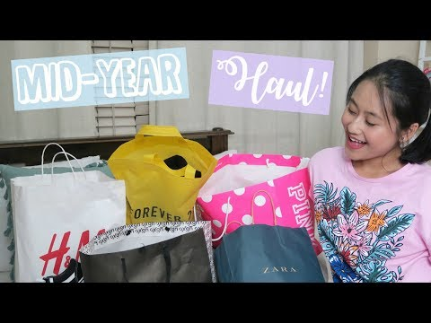 Mid-Year SALE Haul! (Philippines) | Lexy Rodriguez