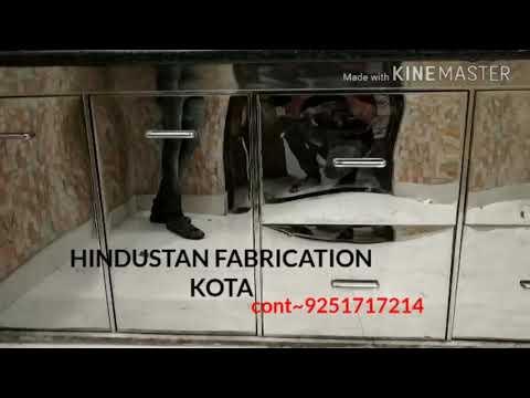 Saifi steel kitchen furniture kota