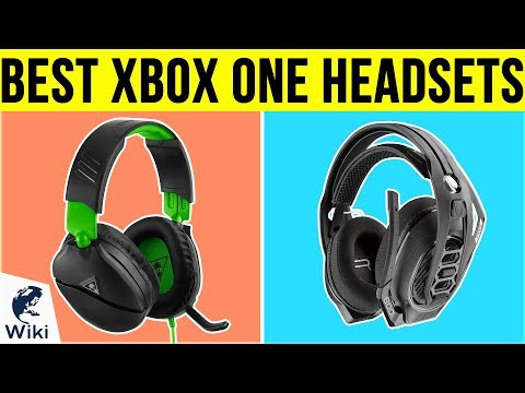 10 Best Xbox One Headsets 2019