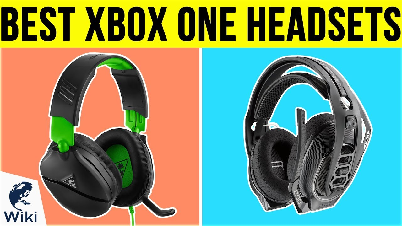 Best Xbox One Headset 2020.10 Best Xbox One Headsets 2019