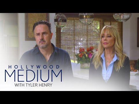 David and Rosanna Arquette's JawDropping Reading  Hollywood Medium with Tyler Henry  E!