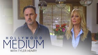 connectYoutube - David and Rosanna Arquette's Jaw-Dropping Reading | Hollywood Medium with Tyler Henry | E!