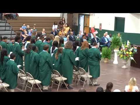 Graduation Night...Tanner High School 05/16/19