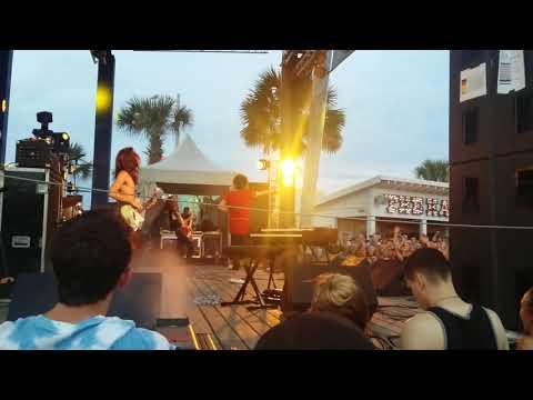 Greta Van Fleet - Safari Song (Live 2018 at Hangout Fest, Gulf Shores, AL)