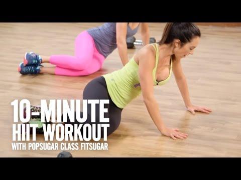 Dirty Dozen: 10 Minute Sneak Peek Workout