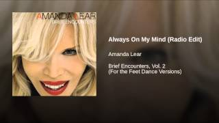 Always On My Mind (Radio Edit)