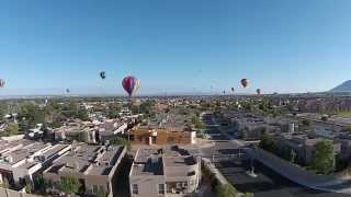 Balloons In Albuquerque NM