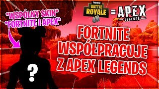 FORTNITE COLLABORATION WITH APEX LEGENDS! FACTS AND A COMMON SKIN! Analysis