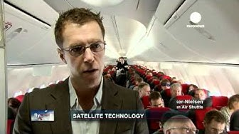 Euronews interviews Norwegian about WiFi-solutions
